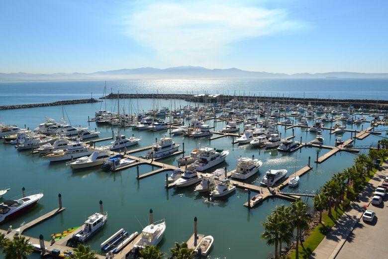 Ensenada Cruise Port Lucky 7 Travel